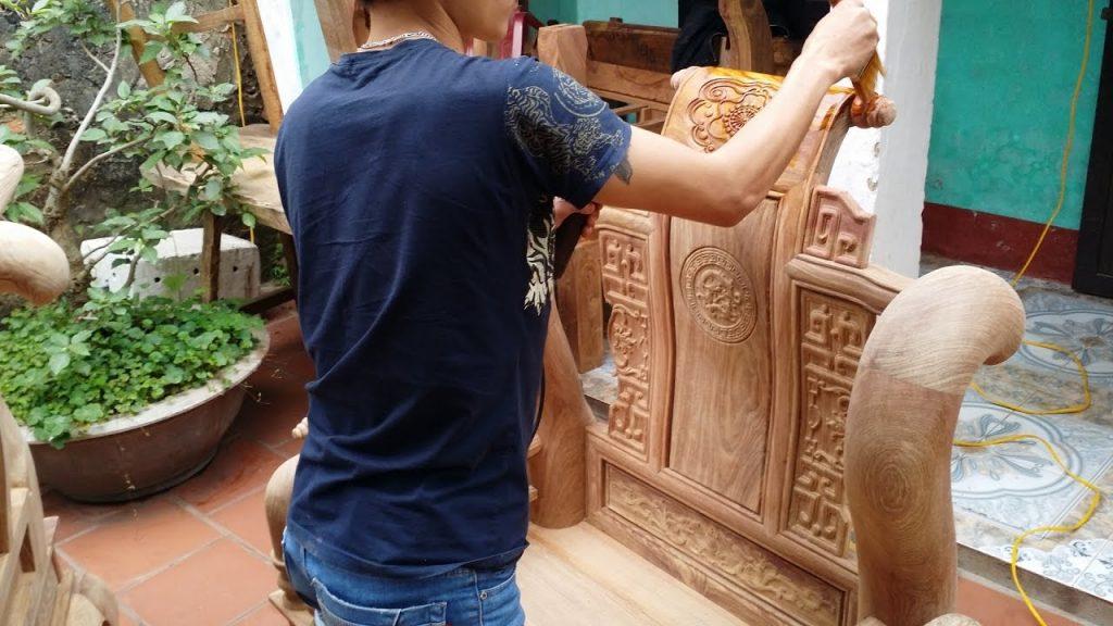 Sửa Chữa Đồ Gỗ Quận Thanh Xuân  0912.709.771