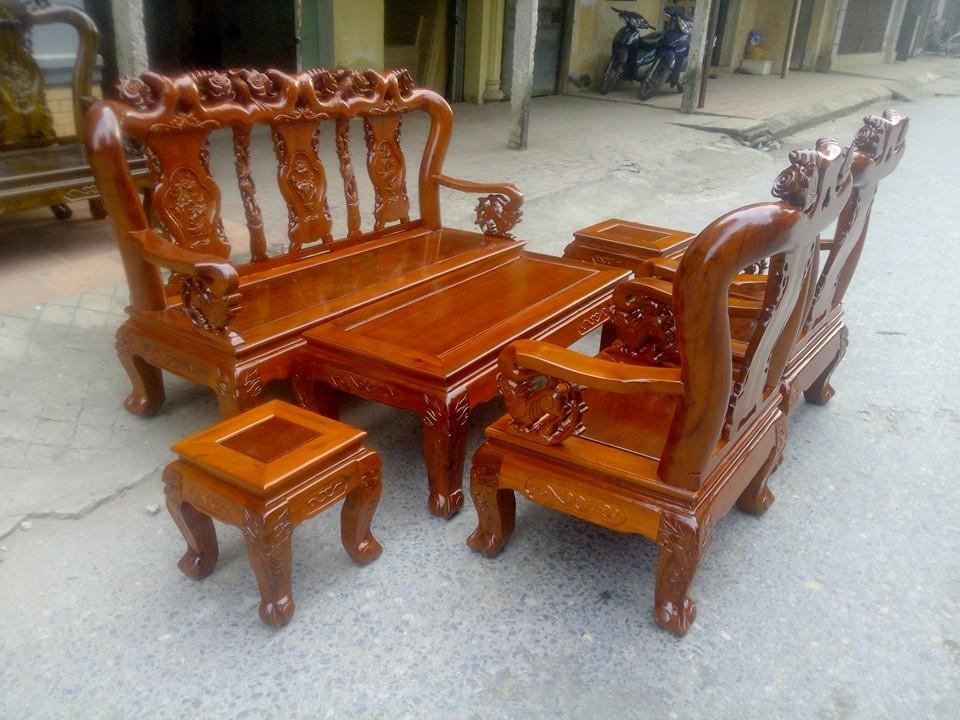 Phun Sơn Đồ Gỗ Giá Rẻ 0912.529.523