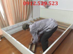 Tháo lắp giường tủ tại nhà 0912.529.523