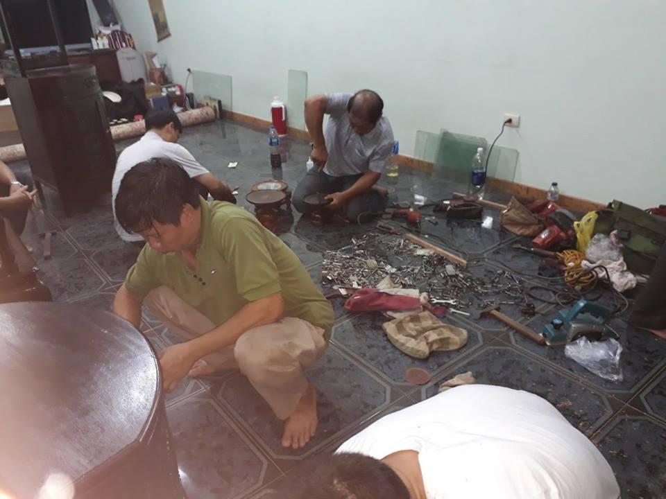 Sửa Chữa Đồ Gỗ Quận Hà Đông  0912.529.523