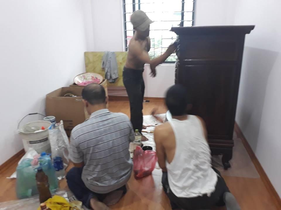Sửa chữa đồ gỗ tại nhà  0912.529.523