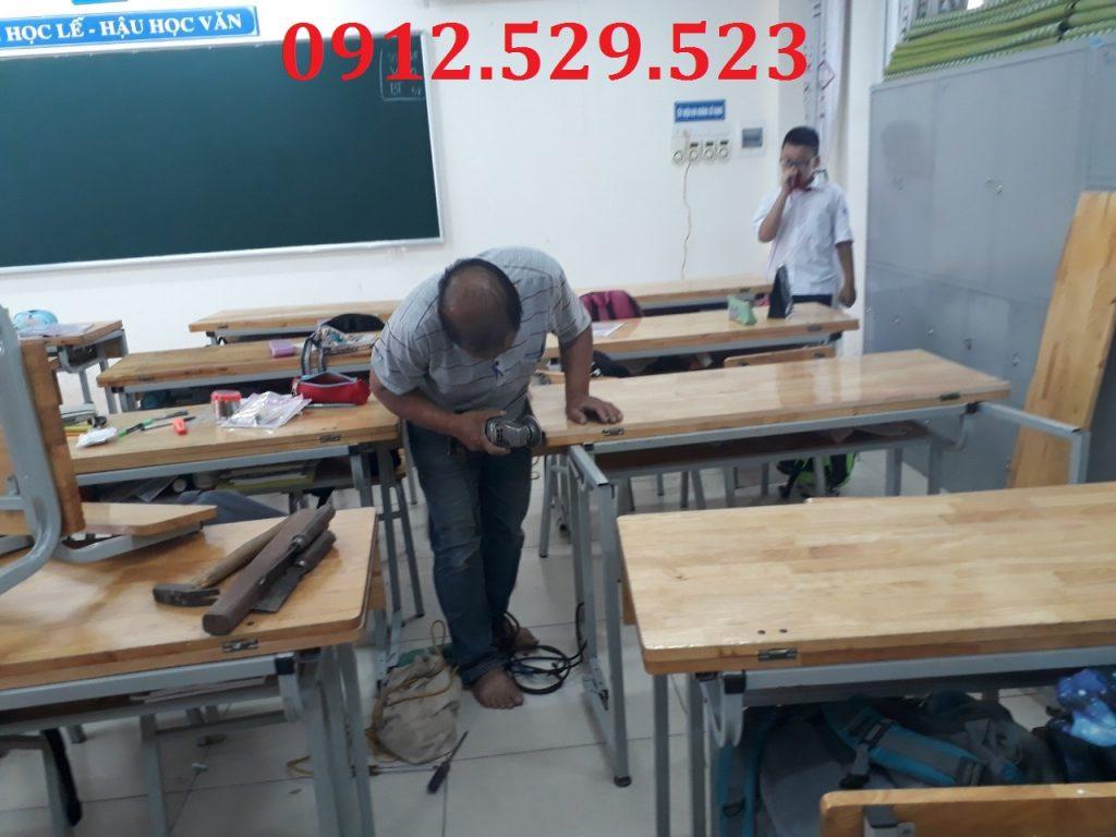 Tháo lắp bàn ghế 0912.529.523